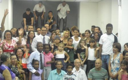 Culto da Familia de Deus na ADI
