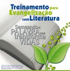Treinamento de evangelizacao com literatura
