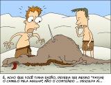 Camelo na agulha ou agulha no camelo?