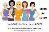 Encontro mulheres maio 2014