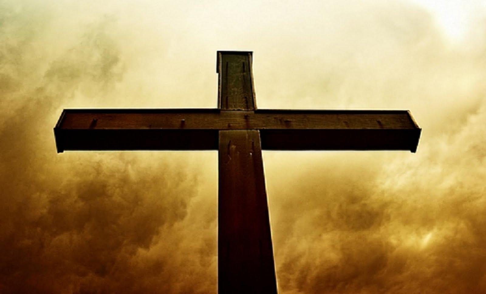 Eu Me Orgulharei Somente Da Cruz De Cristo