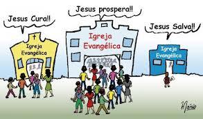 igrejas da prosperidade