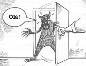 porta aberta para o mundo