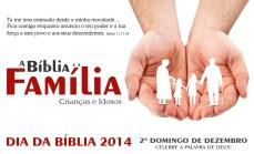 Dia da Biblia 2014