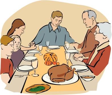Familia agradece a Deus